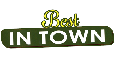 Best In Town Logo