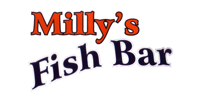 Milly's Fish Bar Logo